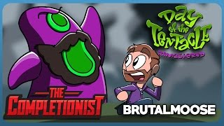 The Completionist Ft. Brutalmoose: Day of the Tentacle Remastered - Return of the Tentacle Review