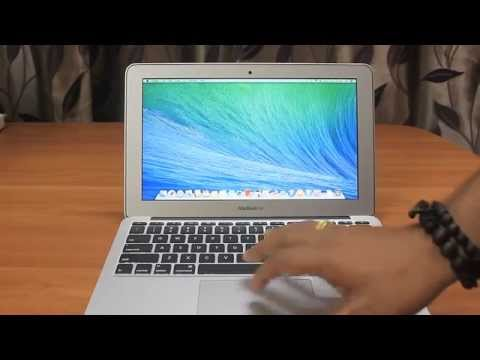Apple Macbook Air 11 inch | 2014 | MD711HN/B | India | Unboxing