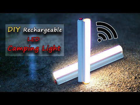 how-to-make-a-camping-light-|-camping-lamp-|-emergency-light
