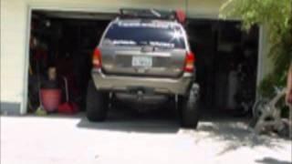 1999 jeep wj exhaust