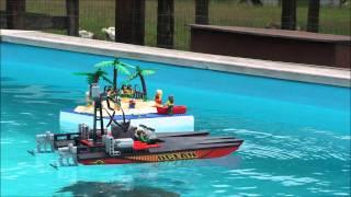 BELUG -  LEGO Boatrace 2011