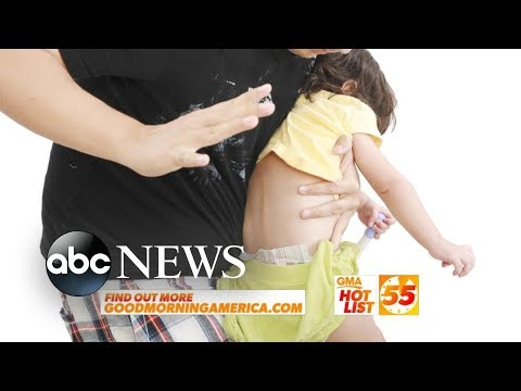 'GMA' Hot List: AAP strongly denounces spanking in new guidelines from YouTube · Duration:  1 minutes 30 seconds