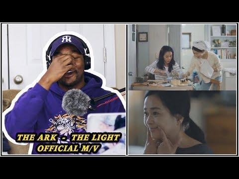 DON'T MAKE ME CRY!! THE ARK - The Light REACTION | Jamal_Haki