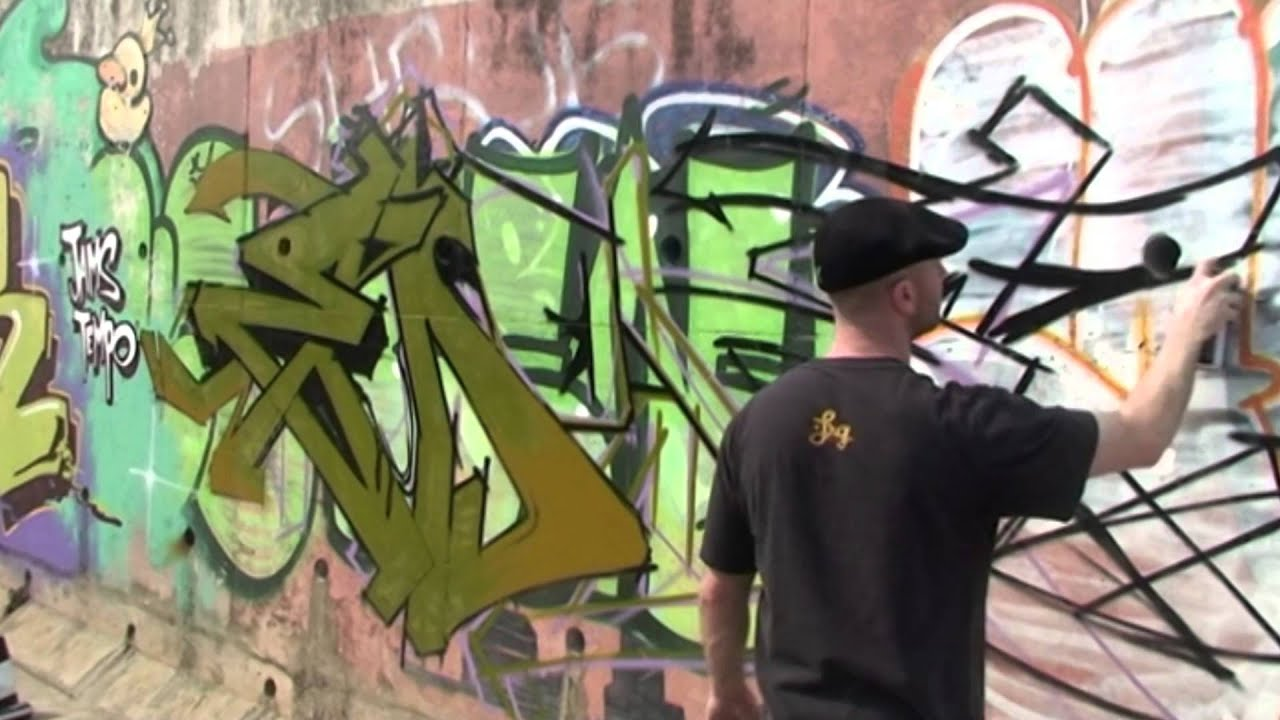 《塗鴉香港》Graffiti Hong Kong - YouTube