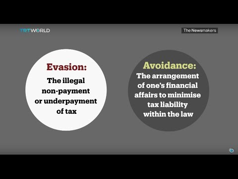 The Newsmakers: Corporate Tax Avoidance
