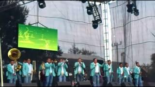 ♪Bigote Fumo♪ Banda Hermanos Arce! San Jeronimo Miacatlan 2012
