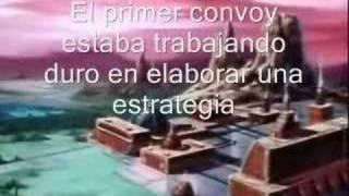 transformers headmasters cap.1 español