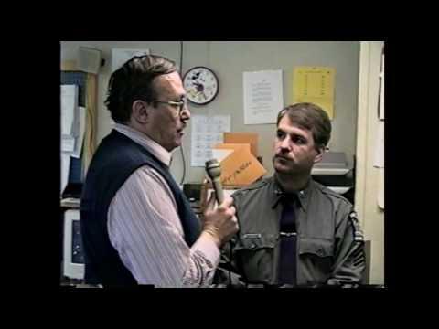 NYS Police Chazy Sub-Station  12-10-97