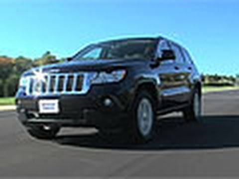 2011 2013 Jeep Grand Cherokee Review UPDATED | Consumer Reports