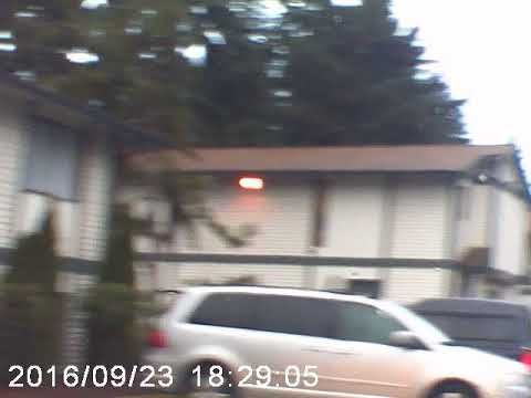 City in Seattle and area in my Dash Cam video 109