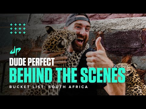 Bucket List: South Africa (Behind the Scenes)