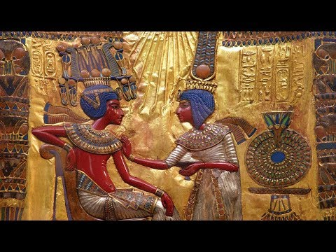 Were the Egyptians Black? Historian Ralph Ellis says NO!