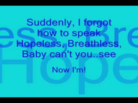 Jonas Brothers-Lovebug with lyrics
