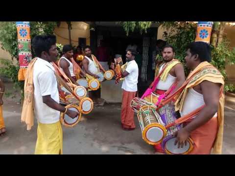 Iluppaiyur Chithirai Festival - Pambai Melam - 2