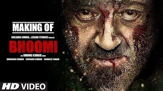 Making Of Bhoomi   Sanjay Dutt, Aditi Rao Hydari