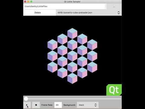 Announcing QtLottie - Qt Blog