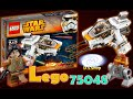 LEGO Star Wars Rebels 75049 The Phantom Review Lego en Español Jueguetes de Coleccion Lego Mexico