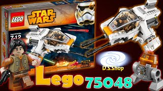 LEGO Star Wars Rebels 75049 The Phantom Review Lego en Español Jueguetes de Coleccion Lego Mexico