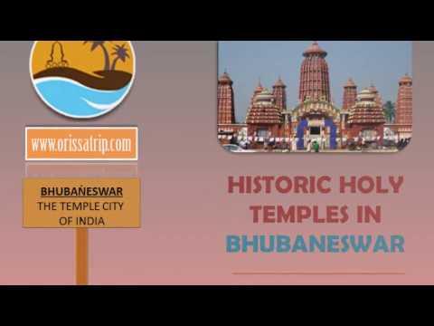 Historic Temples of Bhubaneswar | Orissa Trip - A Bhubaneswar Travel Agency