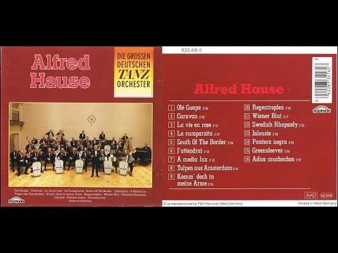 Alfred Hause - Die grossen deutschen Tanzorchester (1961)