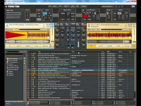 Mój pierwszy set w Traktor DJ Studio 3