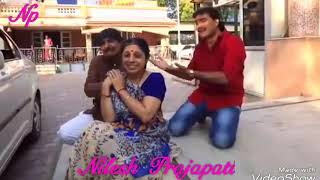 Aj Pujana aja pujase pruthvi par betha aj bhagvan se....