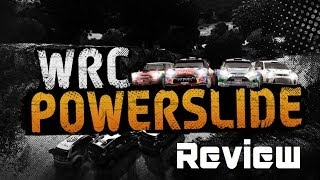 WRC Powerslide Game Review