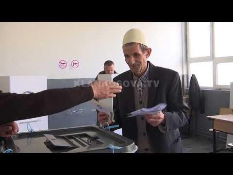 Votimet e pasdites në komunën e Ferizajit  - 22.10.2017- Klan Kosova