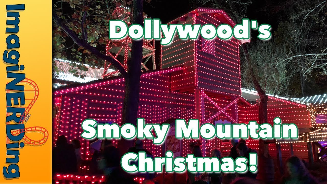 dollywoods smoky mountain christmas 2017