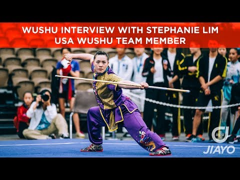 Wushu Interview: Stephanie Lim, USA Wushu Team