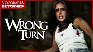 Wrong Turn (2003) - Movie Review