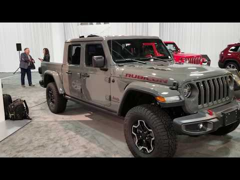 2020 Jeep Gladiator Rubicon 4X4 Review