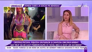 Cristina Pucean, cea mai bogata dansatoare din Romania