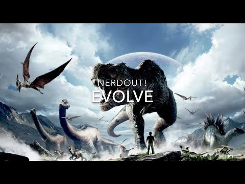 Evolve-NERDOUT!-ARK (Lyric Video)