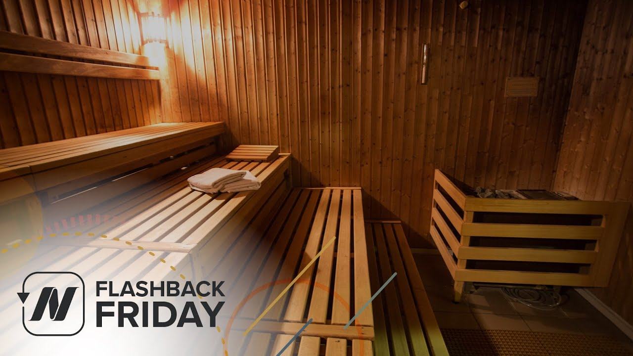 Flashback Friday: Can Saunas Detoxify Lead from the Body?
