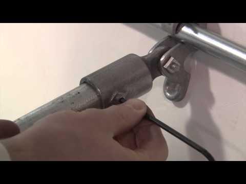 Slip Fit Eye End - Awning Frame Hardware