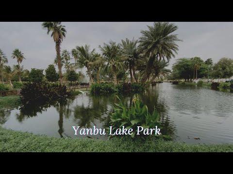 Yanbu Lake Park, Saudi arabia: An icon of Beauty|| My happy times by Vishnumadhavi