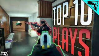 TOP PRIORITY... SURVIVAL - Siege Top 10 Plays (WBCW #327)