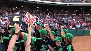 Varsity Baseball: Jones wins Class 3A title