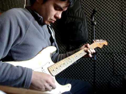 Elvis Presley cover - Hound Dog (Lucas Sgreccia)