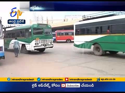 Govt Orders Committee   Over Submit Report on APSRTC Merge with Govt