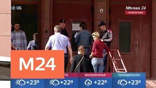 Смотреть видео Один человек пострадал при падении лифта в Ховрине - Москва 24 онлайн