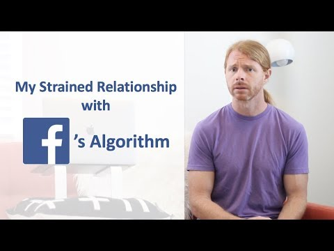 My Strained Relationship with Facebook's Algorithm - Ultra Spiritual Life episode 110