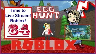 Mrs. Samantha ROBLOX Egg Hunt 2017: The Lost Eggs COUNTDOWN (Let us play)