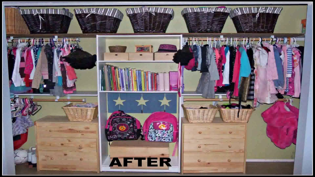 Diy Room Organization And Storage Ideas For Small Rooms YouTube