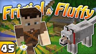 FRIGIEL & FLUFFY : L'HOMME À TOUT FAIRE | Minecraft - S4 Ep.45 thumbnail