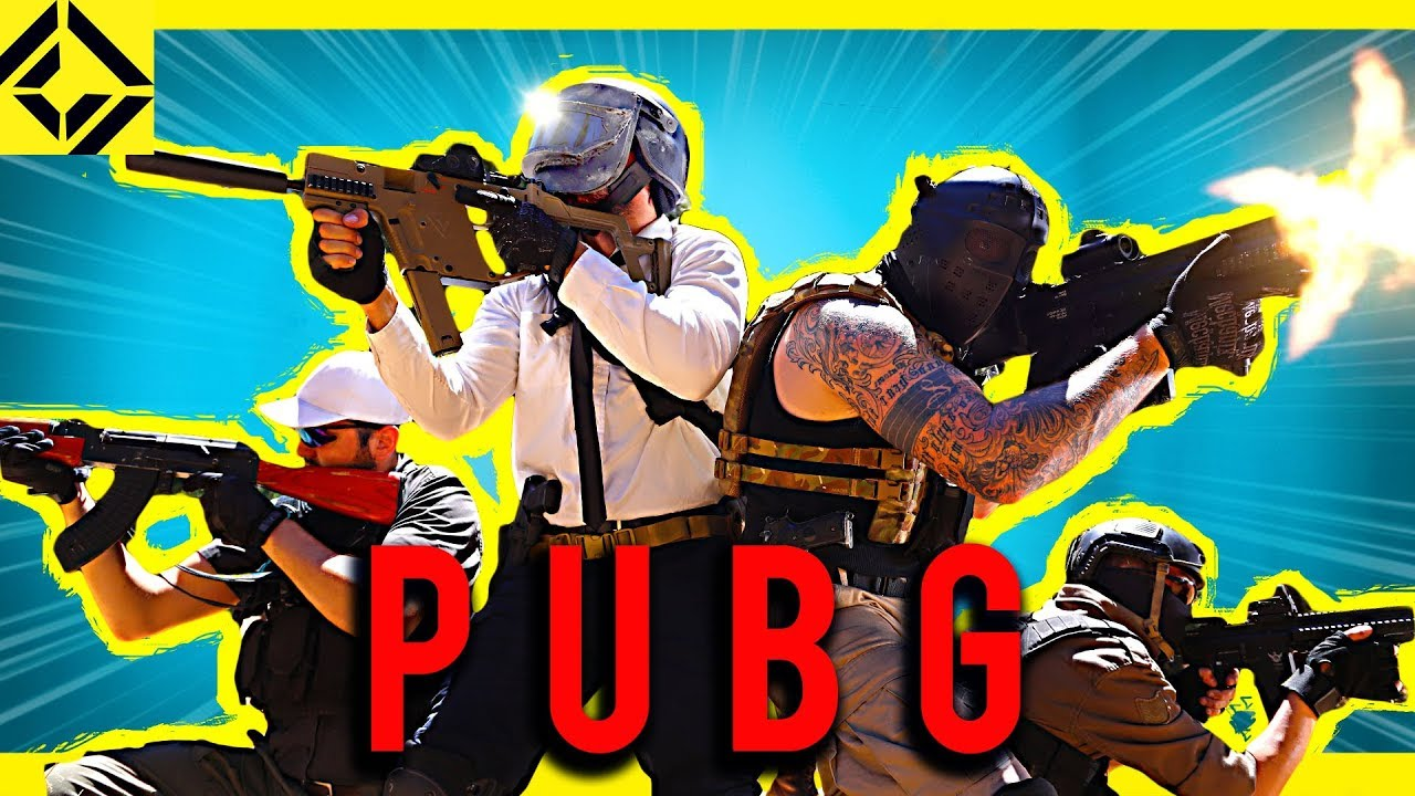 Pubg Create: Making PUBG Come To Life (Day One)