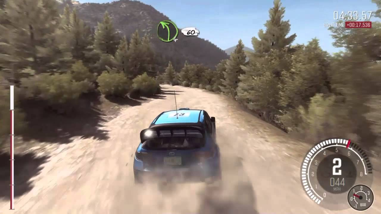 dirt rally greece ps4 gameplay youtube. Black Bedroom Furniture Sets. Home Design Ideas