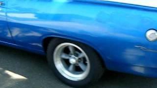 1970 Ford Ranchero - 347 Stroker