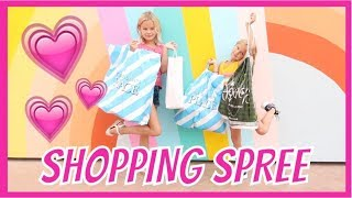 BACK TO SCHOOL SHOPPING SPREE | THE LEROYS